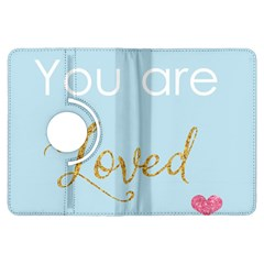 You are Loved Kindle Fire HDX Flip 360 Case