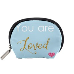 You Are Loved Accessory Pouch (small)