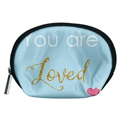 You are Loved Accessory Pouch (Medium)