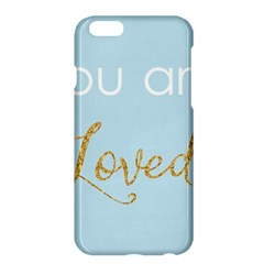 You Are Loved Apple Iphone 6 Plus Hardshell Case