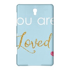 You are Loved Samsung Galaxy Tab S (8.4 ) Hardshell Case