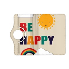 Be Happy Kindle Fire HD (2013) Flip 360 Case