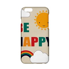 Be Happy Apple iPhone 6 Hardshell Case