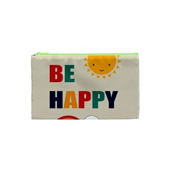 Be Happy Cosmetic Bag (XS)