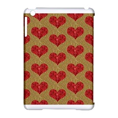 Sparkle Heart  Apple Ipad Mini Hardshell Case (compatible With Smart Cover)