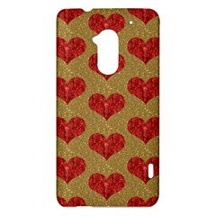 Sparkle Heart  HTC One Max (T6) Hardshell Case