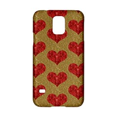 Sparkle Heart  Samsung Galaxy S5 Hardshell Case