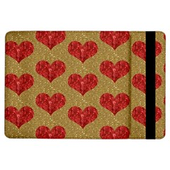 Sparkle Heart  Apple iPad Air Flip Case