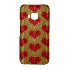 Sparkle Heart  HTC One M9 Hardshell Case