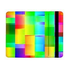 Colorful gradient shapes 	Samsung Galaxy Tab Pro 8.4  Flip Case