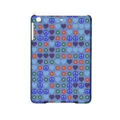 Peace And Love Apple Ipad Mini 2 Hardshell Case