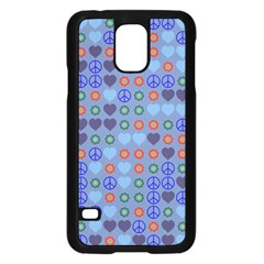 Peace And Love	samsung Galaxy S5 Case