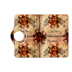Here There Be Monsters Talking Board Kindle Fire HD (2013) Flip 360 Case