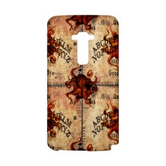 Here There Be Monsters Talking Board LG G Flex D958 Hardshell Case