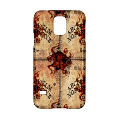 Here There Be Monsters Talking Board Samsung Galaxy S5 Hardshell Case