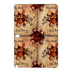 Here There Be Monsters Talking Board Samsung Galaxy Tab Pro 10.1 Hardshell Case