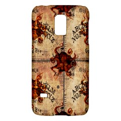 Here There Be Monsters Talking Board Samsung Galaxy S5 Mini Hardshell Case