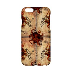 Here There Be Monsters Talking Board Apple iPhone 6 Hardshell Case