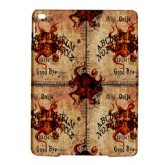 Here There Be Monsters Talking Board Apple iPad Air 2 Hardshell Case