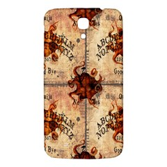 Here There Be Monsters Talking Board Samsung Galaxy Mega I9200 Hardshell Back Case