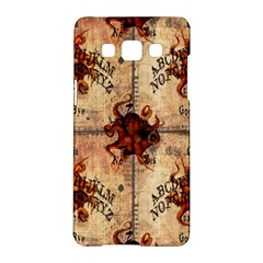 Here There Be Monsters Talking Board Samsung Galaxy A5 Hardshell Case