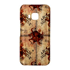 Here There Be Monsters Talking Board HTC One M9 Hardshell Case