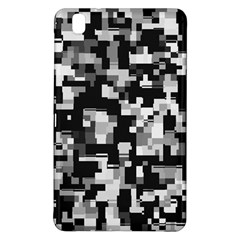 Background Noise In Black & White Samsung Galaxy Tab Pro 8.4 Hardshell Case