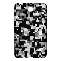 Background Noise In Black & White Samsung Galaxy Tab 4 (8 ) Hardshell Case