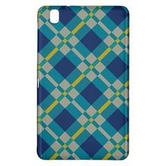 Squares and stripes pattern	Samsung Galaxy Tab Pro 8.4 Hardshell Case
