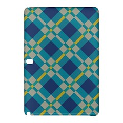 Squares and stripes pattern	Samsung Galaxy Tab Pro 12.2 Hardshell Case