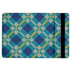 Squares and stripes pattern	Apple iPad Air Flip Case