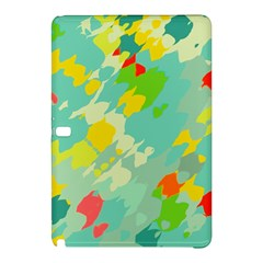 Smudged shapesSamsung Galaxy Tab Pro 10.1 Hardshell Case