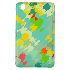 Smudged shapes	Samsung Galaxy Tab Pro 8.4 Hardshell Case