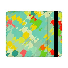 Smudged Shapes	samsung Galaxy Tab Pro 8 4  Flip Case