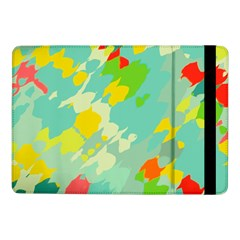 Smudged Shapes	samsung Galaxy Tab Pro 10 1  Flip Case