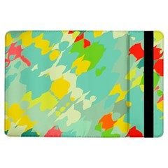 Smudged shapes	Apple iPad Air Flip Case