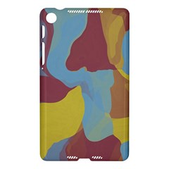 Watercolors Google Nexus 7 (2013) Hardshell Case