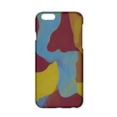 Watercolors Apple iPhone 6 Hardshell Case
