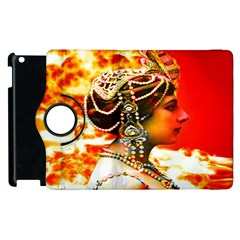 Mata Hari Apple iPad 3/4 Flip 360 Case