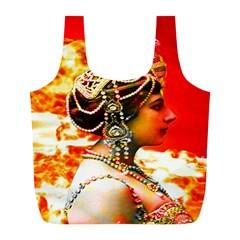 Mata Hari Full Print Recycle Bag (L)