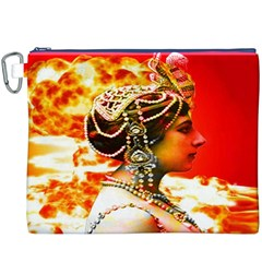 Mata Hari Canvas Cosmetic Bag (XXXL)