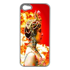 Mata Hari Apple Iphone 5 Case (silver)