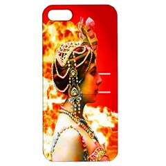 Mata Hari Apple Iphone 5 Hardshell Case With Stand