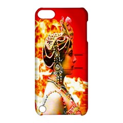 Mata Hari Apple Ipod Touch 5 Hardshell Case With Stand
