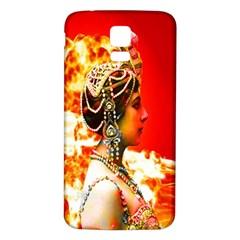 Mata Hari Samsung Galaxy S5 Back Case (White)