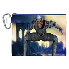 Wasteland Canvas Cosmetic Bag (XXL)