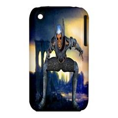 Wasteland Apple Iphone 3g/3gs Hardshell Case (pc+silicone)