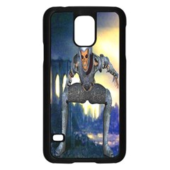 Wasteland Samsung Galaxy S5 Case (Black)