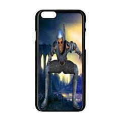 Wasteland Apple Iphone 6 Black Enamel Case