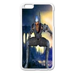 Wasteland Apple iPhone 6 Plus Enamel White Case